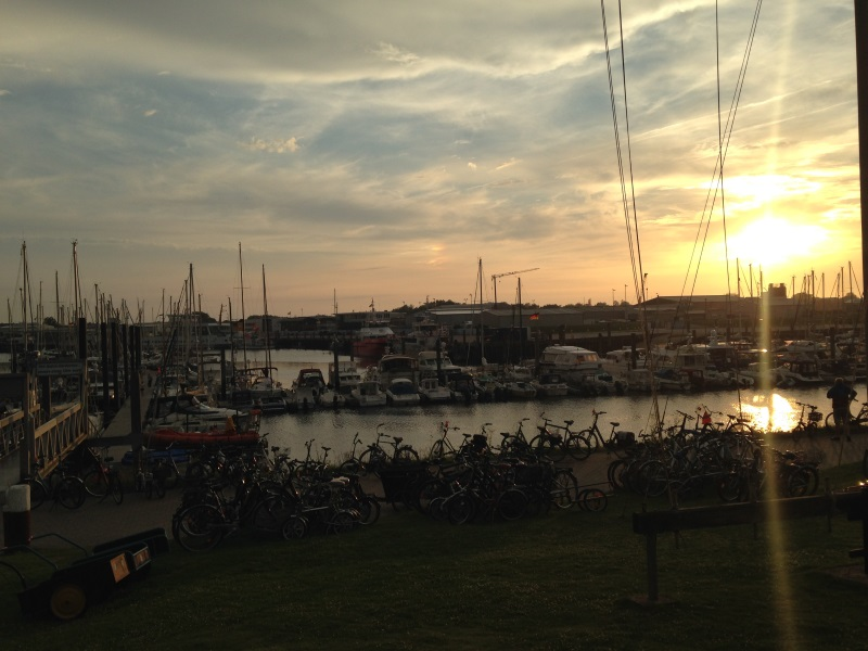 Enk-Nord_2016Norderney_Hafen_Abendstimmung
