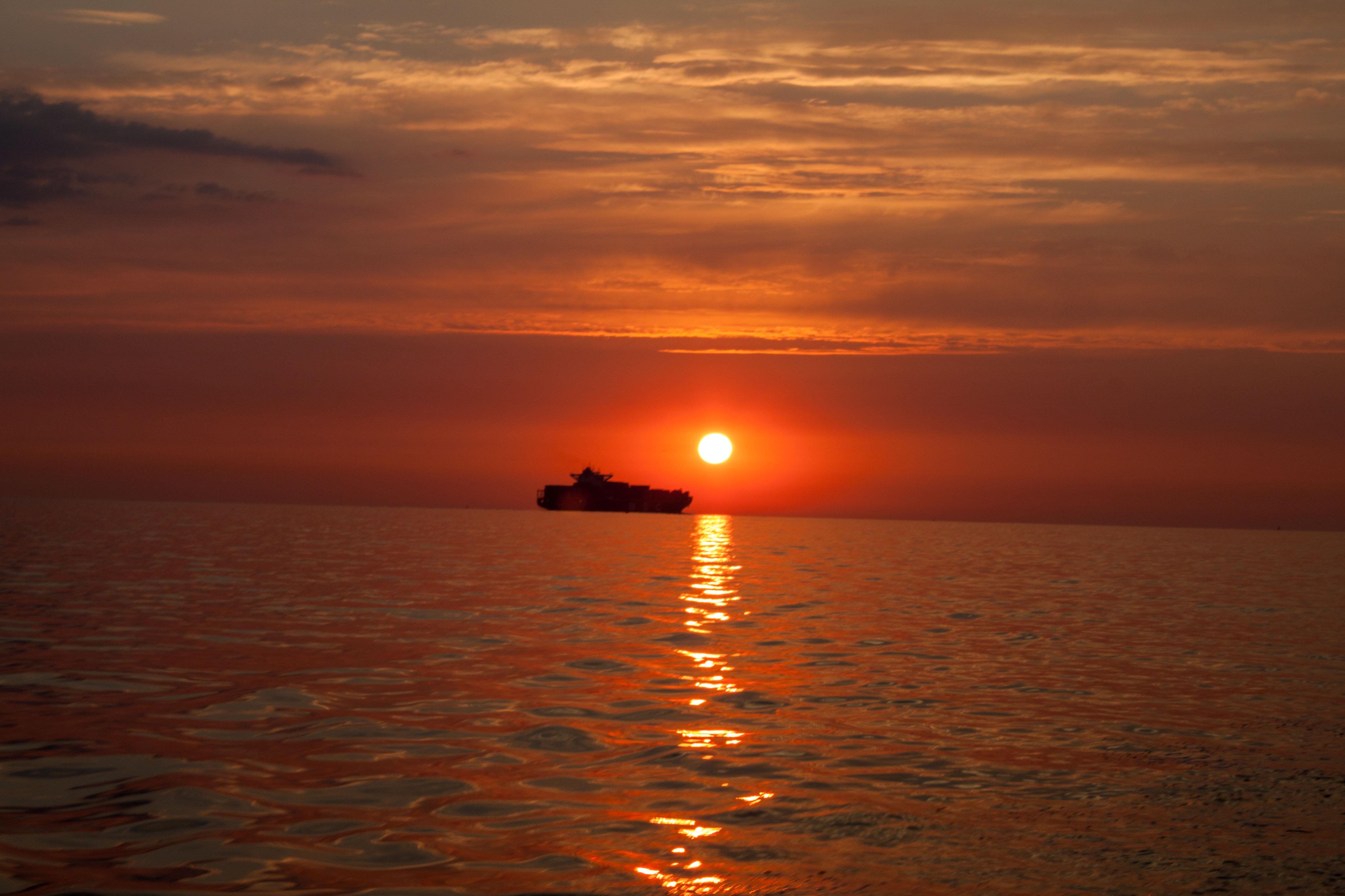 Sonnenuntergang - einfach schön