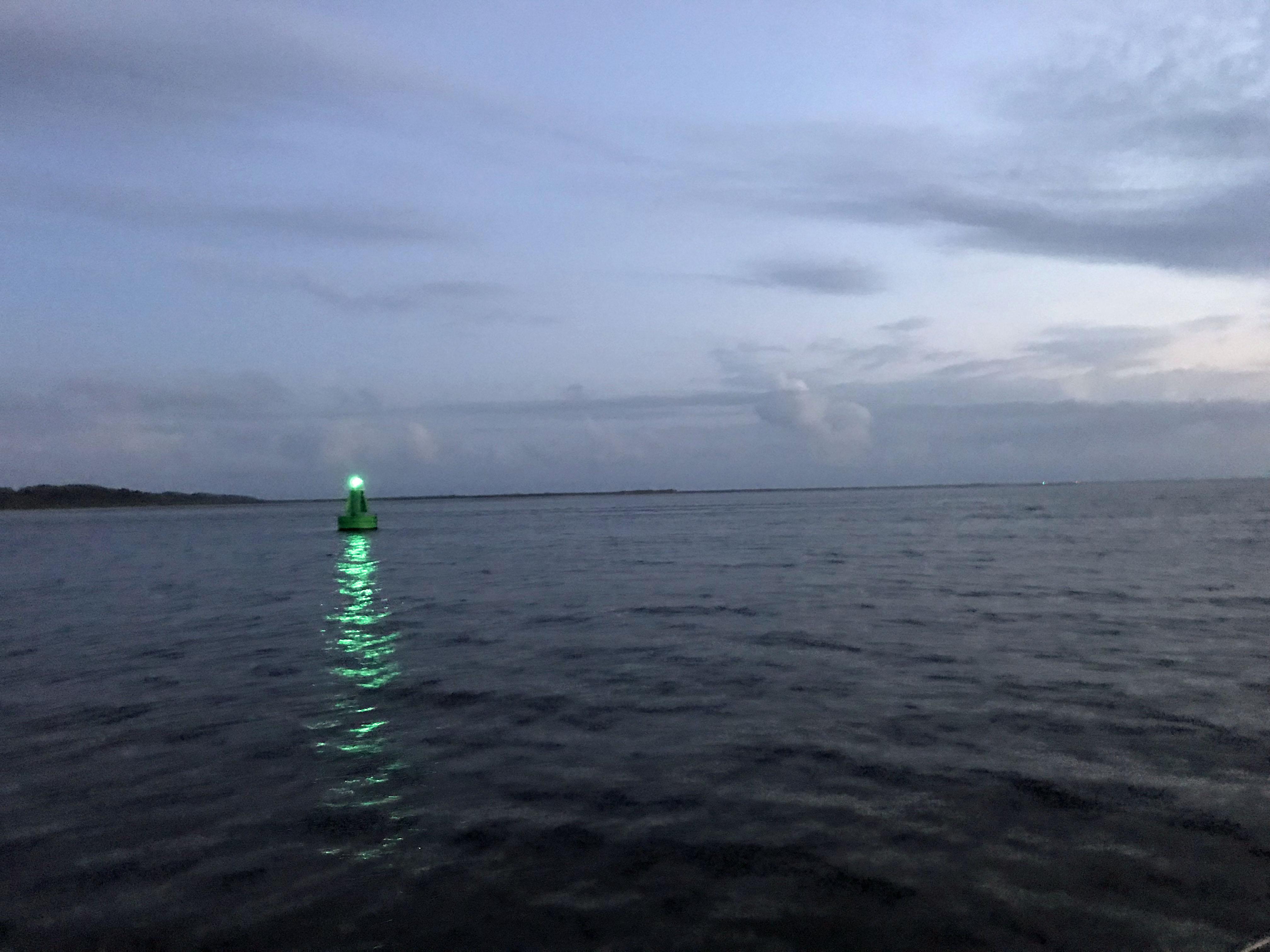 Bei Stellendam auf der Nordsee