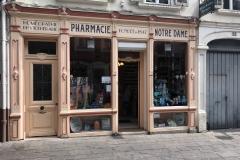 Pharmacie in Boulogne sur meer
