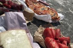Picknick bei Wimereux