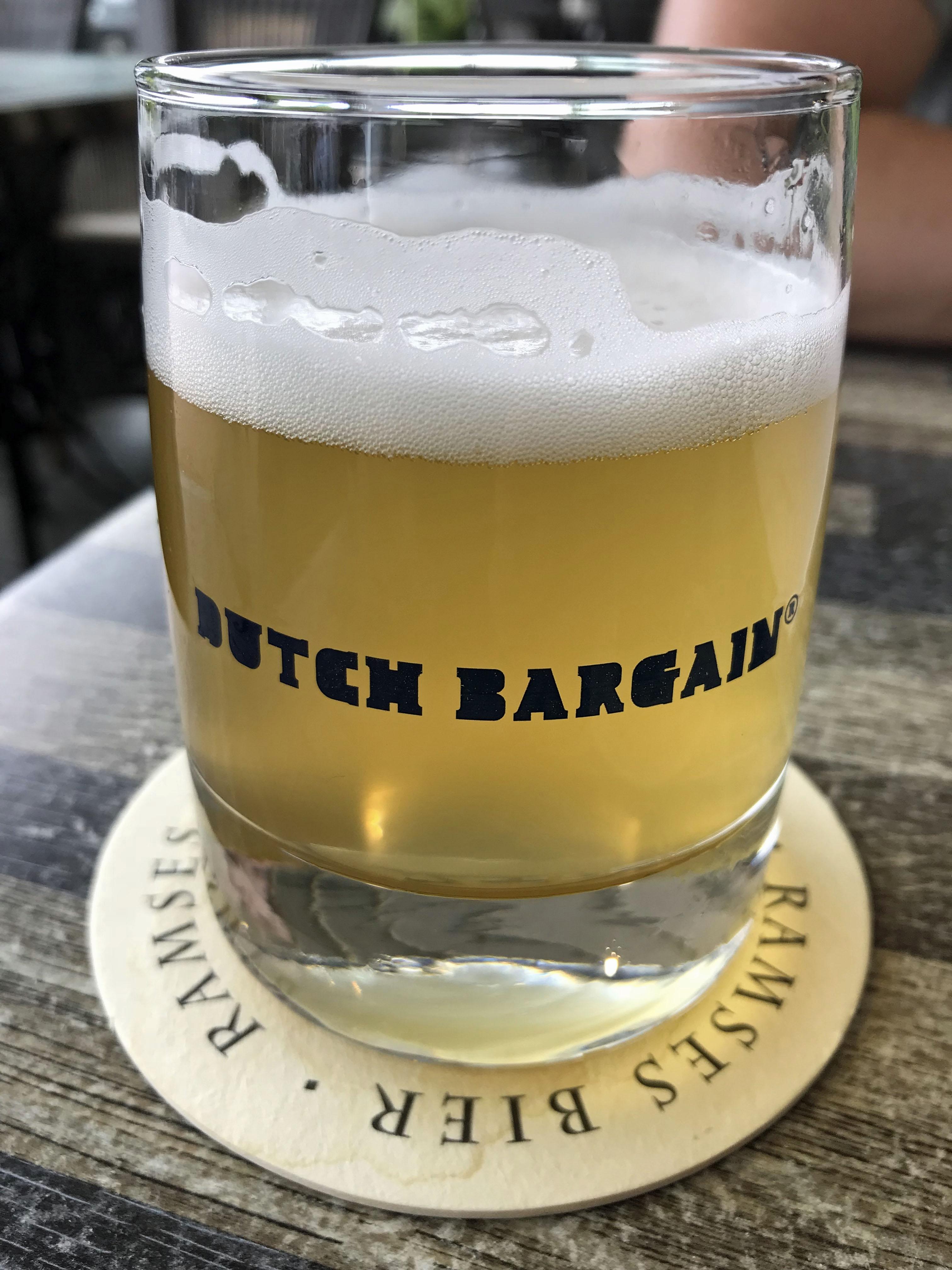 Bier in Cadzand