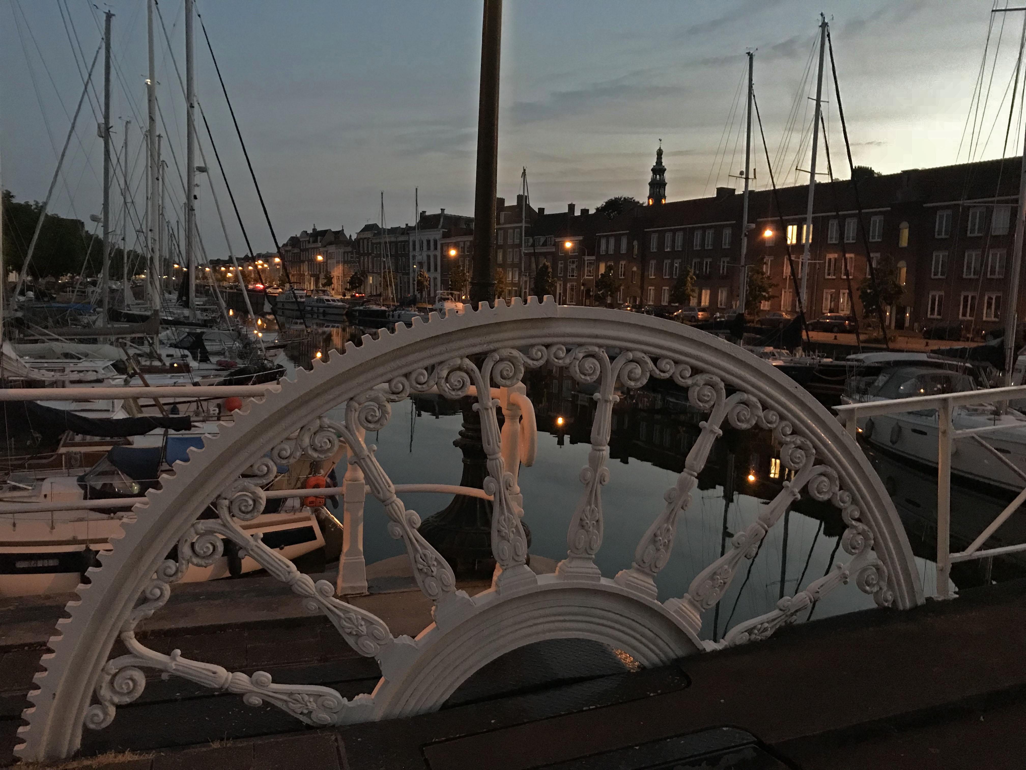 Middelburg Hafenstimmung