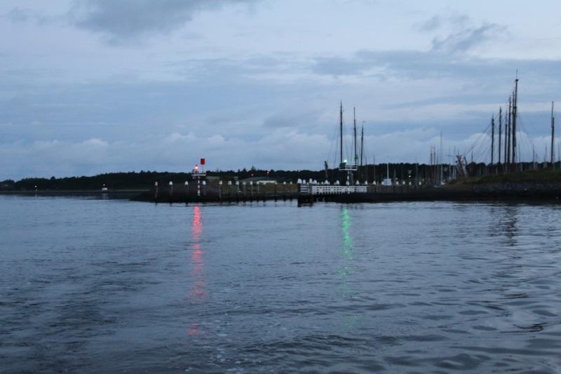 geschafft - Vlieland Hafen