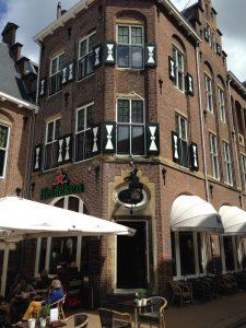 Groningen hat viele hübsche Ecken