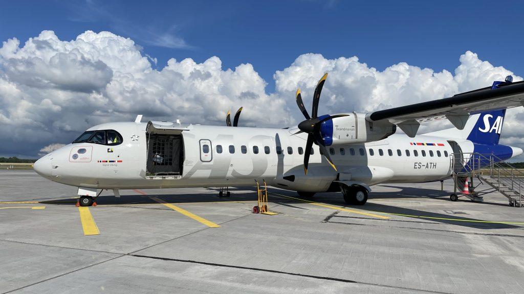 SAS ATR72-600